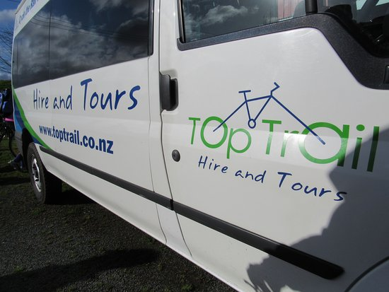 Kaikohe, New Zealand: Bike Tour Company