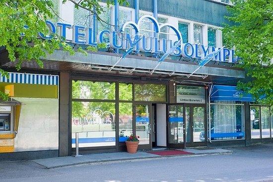 Cumulus Kallio Helsinki: CUHELOLY