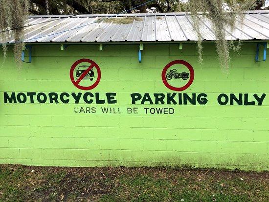 Ocklawaha, FL: The way it should be