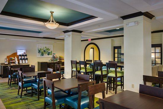 Holiday Inn Express Hotel & Suites Savannah-Midtown: Breakfast Bar