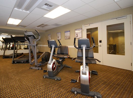 National City, CA: Fitness Center