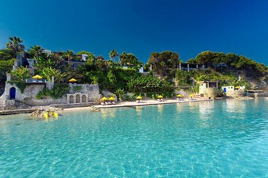 Porto Zante Villas & Spa: Porto Zante Private Sandy Beach