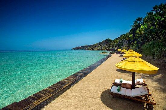 Porto Zante Villas & Spa: Porto Zante Private Beach Area