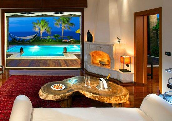 Porto Zante Villas & Spa: Porto Zante Living Room