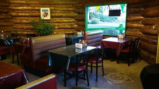 Wickenburg, AZ: La cabaña tacos &sea food