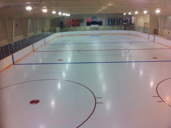 Mactier Memorial Arena