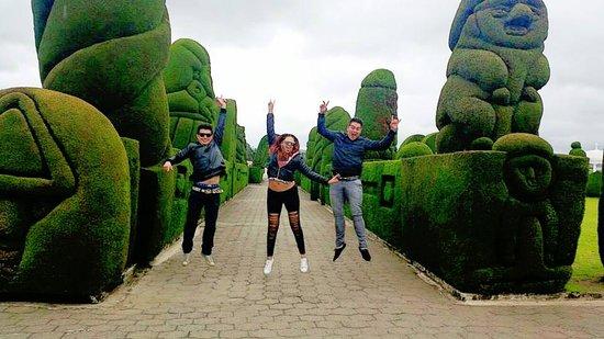 Tulcan, Ekwador: Hermoso!!