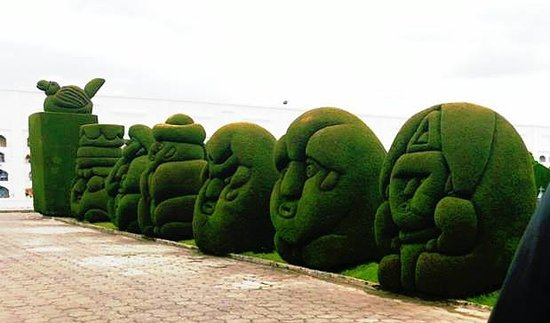 Tulcan, Ekwador: Cementerio de Túlcan