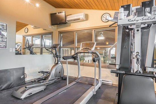 Winkler, Canada: Fitness center