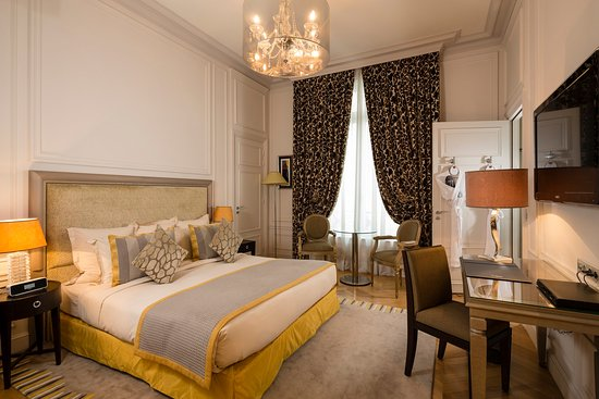Majestic Hotel Spa: Room Grand Deluxe