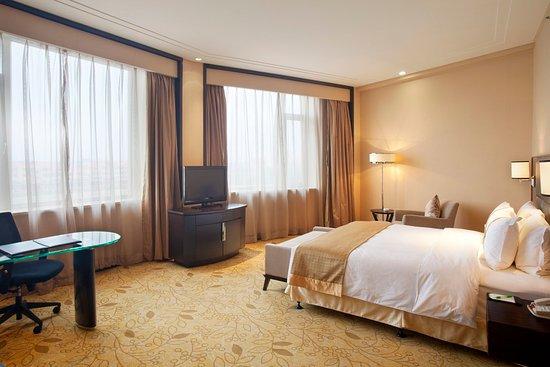 Mudanjiang, China: Guest Room