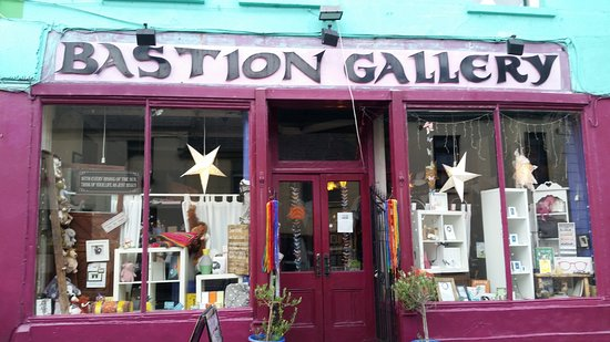 ‪The Bastion Gallery‬