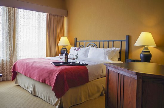 Holiday Inn Pewaukee: King Bed Guest Room