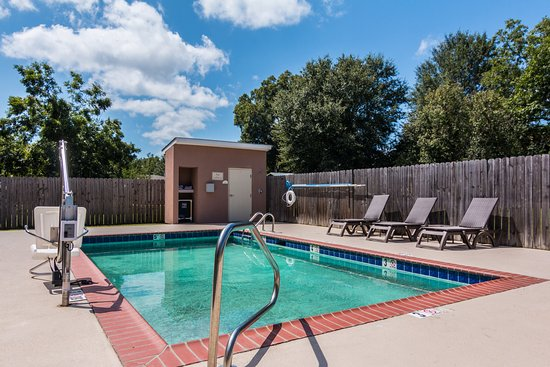 Mansfield, Louisiane : Outdoor Pool