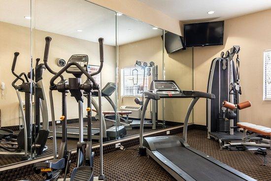 Mansfield, LA: Exercise Room