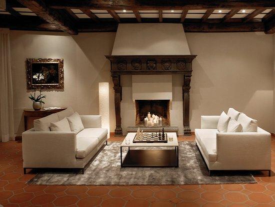 Villa Orselina: Lounge