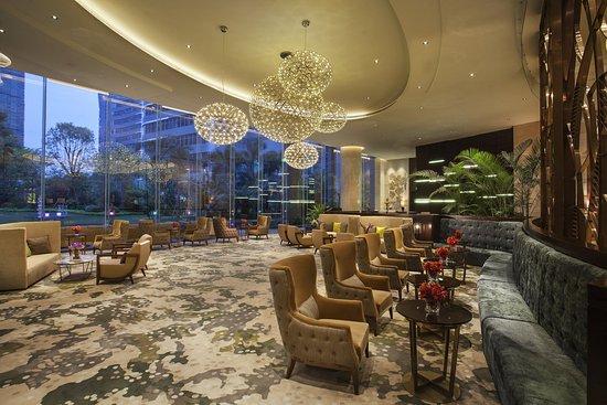 Zhangzhou, China: Lobby Bar