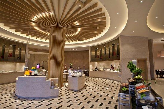 Zhangzhou, China: Buffet