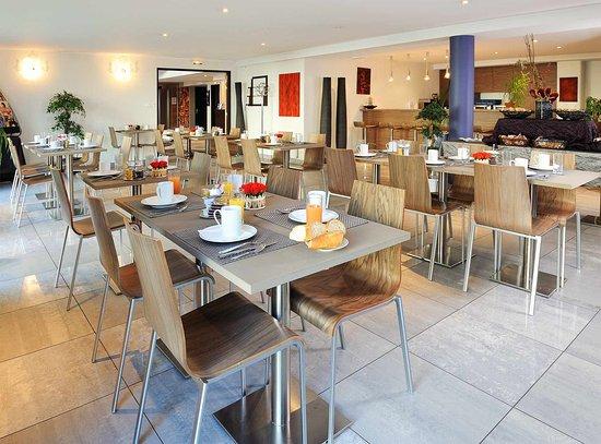 Residhome Metz Lorraine : Breakfast room