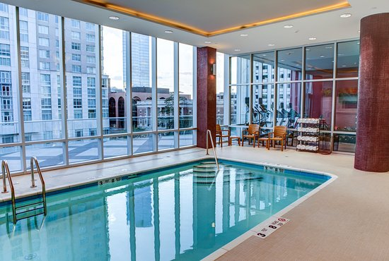 Cambria Hotel Suites White Plains Downtown Pool