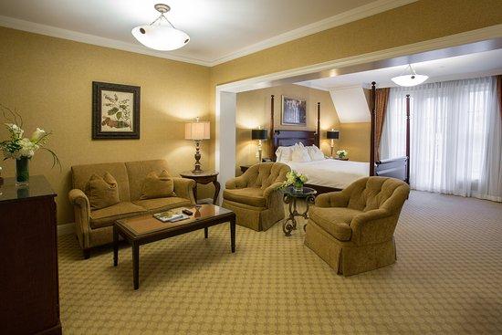 โรเชสเตอร์, มิชิแกน: Junior Suite at Royal Park Hotel