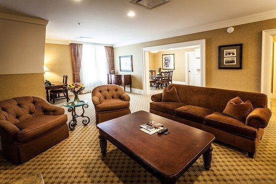 โรเชสเตอร์, มิชิแกน: Buckingham Suite at Royal Park Hotel