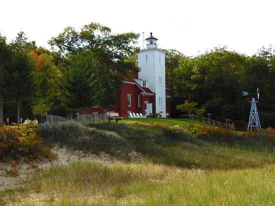 Rogers City, MI: 40 Mile Point Lighthouse