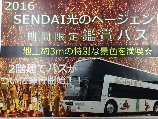 Sendai Bus Tours