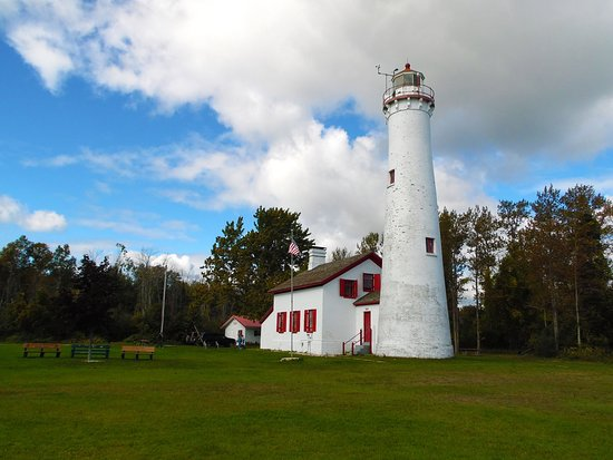 Harrisville, MI: Sturgeon Point Lighthouse
