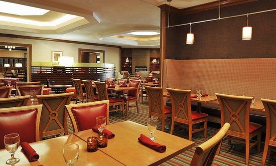 كراون بلازا أنابوليس: Restaurant