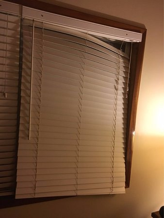 Belizean Shores Resort : These are the blinds