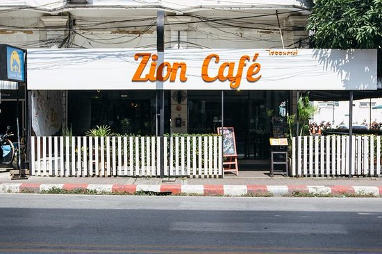 Zion Cafe and Hostel