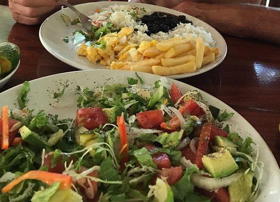 Pavones, Kostaryka: Delicious!