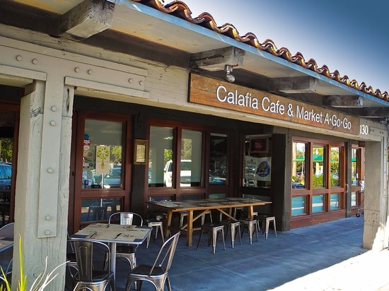 Photo of American Restaurant Calafia Cafe & Market A Go Go at 855 El Camino Real, Palo Alto, CA 94301, United States