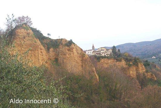 Castelfranco di Sopra, Italien: Balze del Pratomagno 2