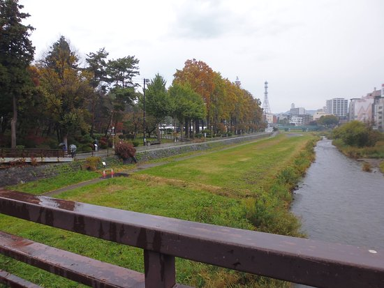 Nakatsugawa Walking Trail