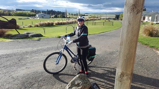 Wedderburn, Yeni Zelanda: ready for another day