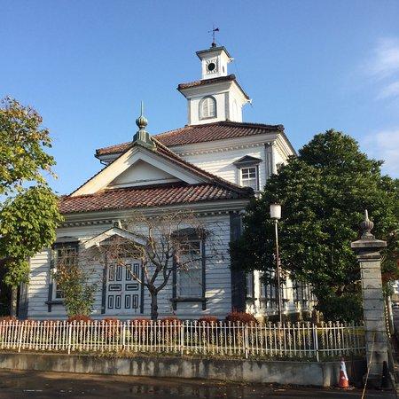 Former Nishitagawa-gun County Office