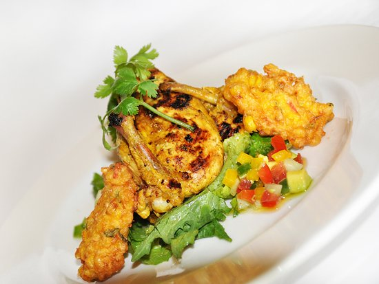 The Kampung Resort Ubud: Sautteed Chicken Tandoory
