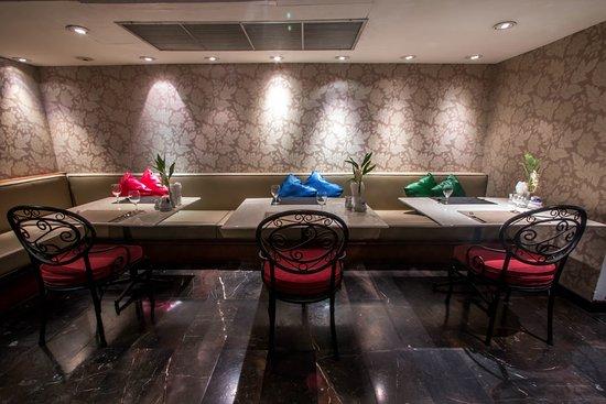 Tai-Pan Hotel: Restaurant