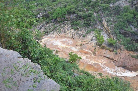 Oliveira Dos Brejinhos: Cachoeira de Boa Esperança