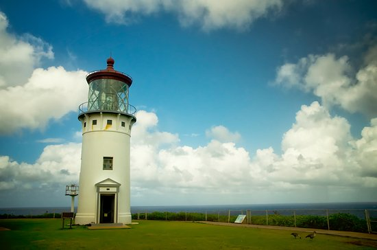 Kilauea, HI: THE LIGHTHOUSE