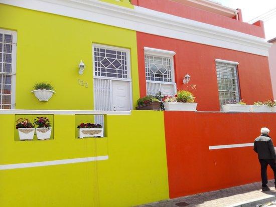 Кейптаун, Южная Африка: Vibrant neighbourhood