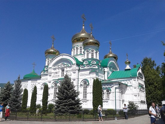Compound of the Raifskiy Monastery