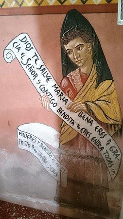 Alban, France: Fresques réalisées par Nicolas Greschny