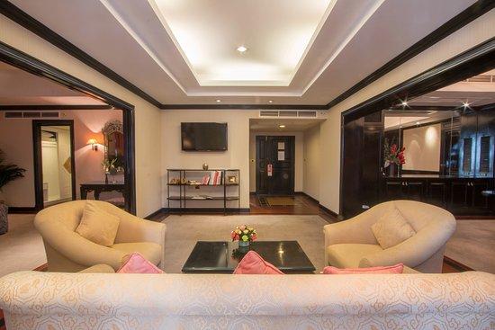 โรงแรมไทปัน: Tai-Pan Suite Room