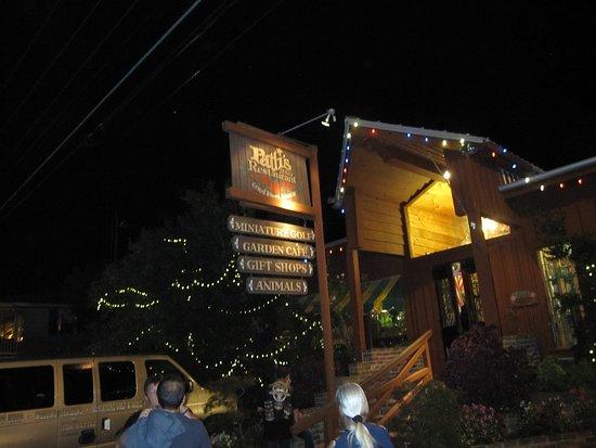 Gilbertsville, KY: l'entrée