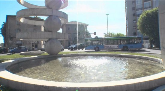 Fontana monumentale di Piazza Camerlata