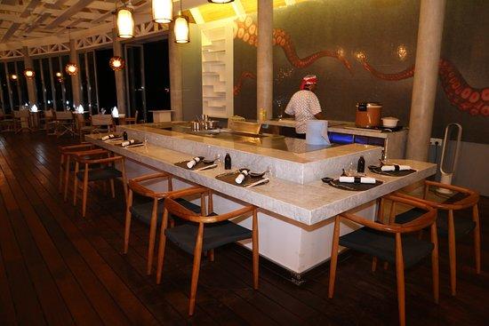 Kuramathi: Restaurant Kobe