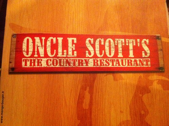 Coulommiers, Frankrike: Oncle SCOTT'S